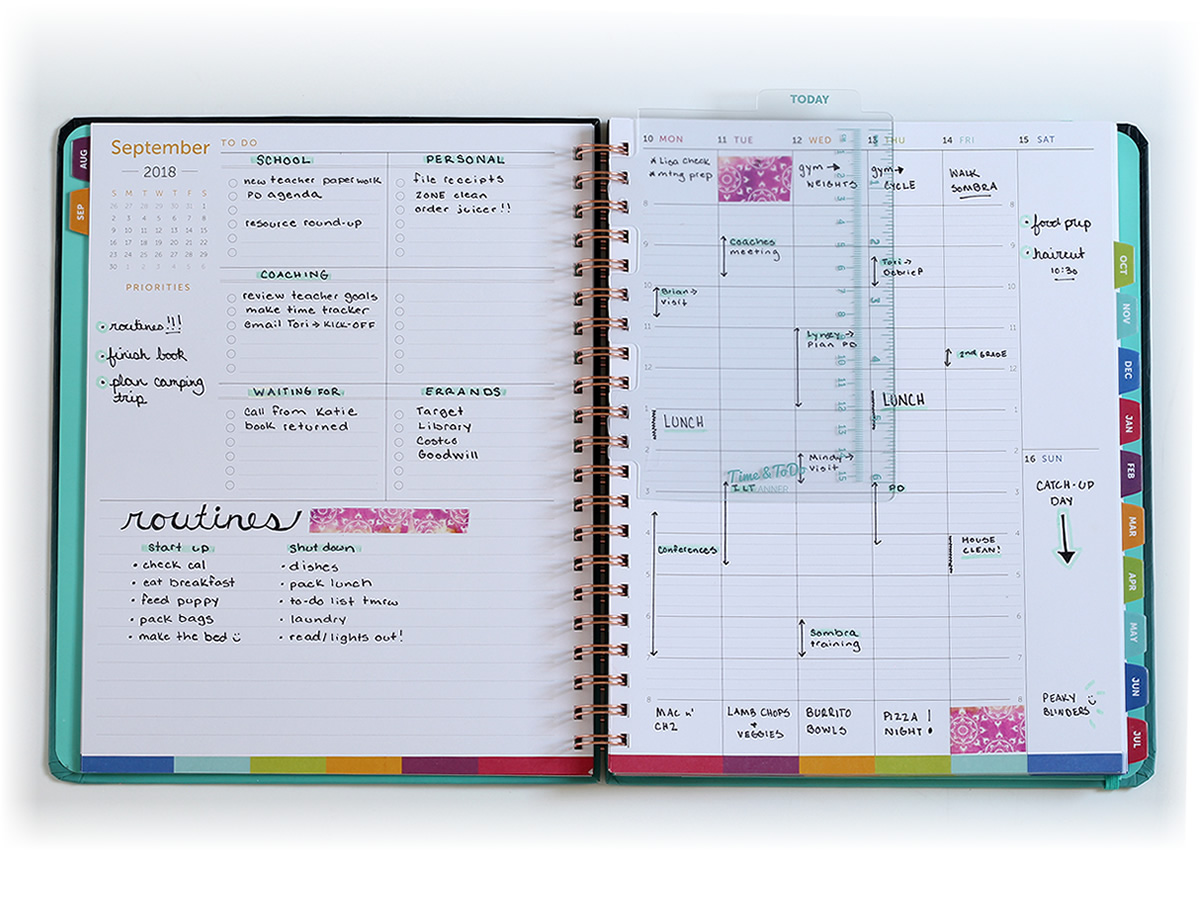 Calendar Time Zone Planner : Snap in bookmark time todo planner