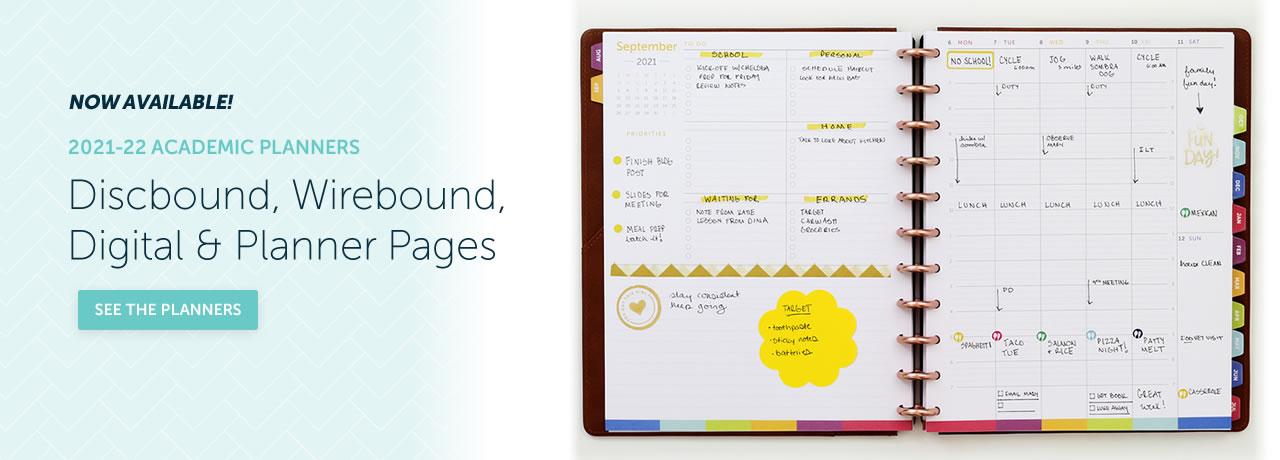 Week View of Time & ToDo Planner
